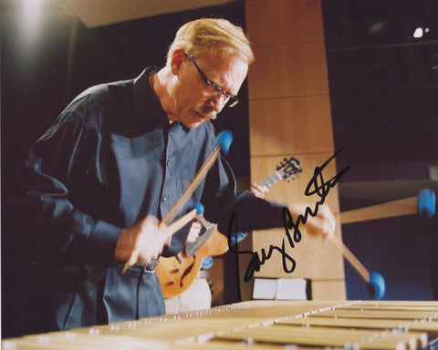 GARY BURTON SIGNED 8X10 PHOTO 2