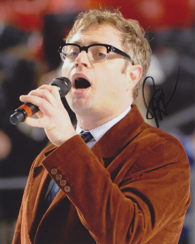 STEVEN PAGE SIGNED 8X10 PHOTO BARENAKED LADIES