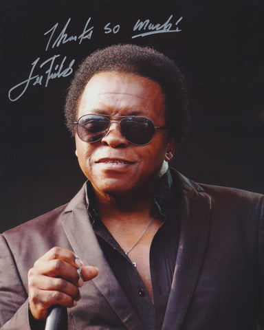 LEE FIELDS SIGNED 8X10 PHOTO 3