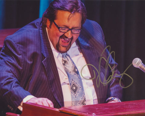JOEY DEFRANCESCO SIGNED 8X10 PHOTO 3