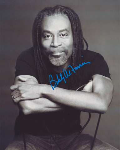BOBBY MCFERRIN SIGNED 8X10 PHOTO 2