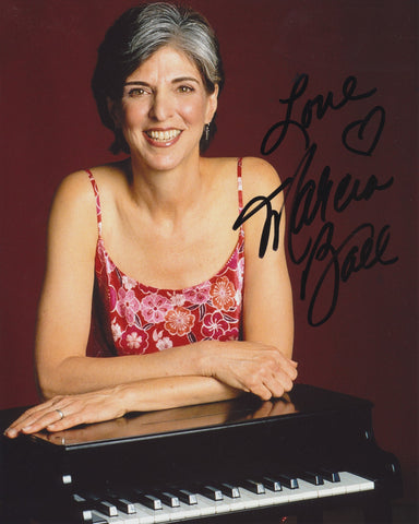 MARCIA BALL SIGNED 8X10 PHOTO 3