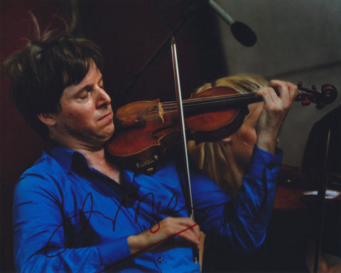 JOSHUA BELL SIGNED 8X10 PHOTO 3