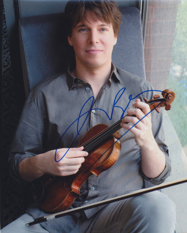 JOSHUA BELL SIGNED 8X10 PHOTO 5