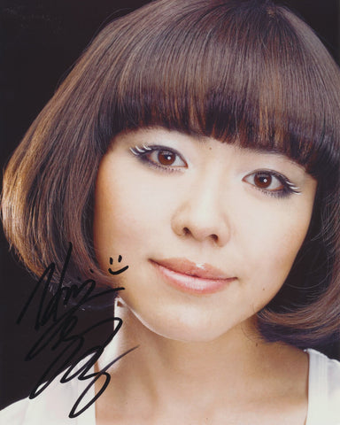 HIROMI SIGNED 8X10 PHOTO 2