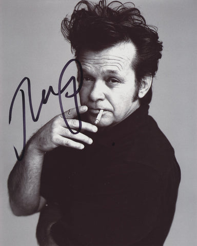 JOHN MELLENCAMP SIGNED 8X10 PHOTO 9