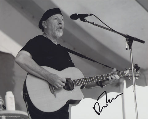 RICHARD THOMPSON SIGNED 8X10 PHOTO 2