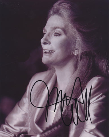 JUDY COLLINS SIGNED 8X10 PHOTO
