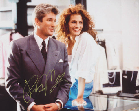 RICHARD GERE SIGNED PRETTY WOMAN 8X10 PHOTO 2