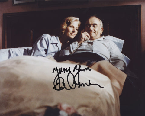 ED ASNER SIGNED MARY TYLER MOORE 8X10 PHOTO 2