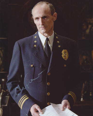 COLM FEORE SIGNED PEARL HARBOUR 8X10 PHOTO