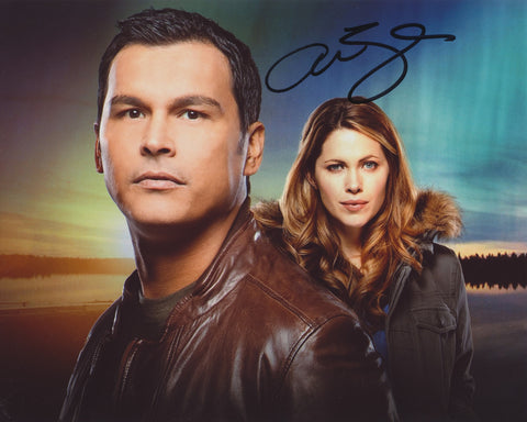 ADAM BEACH SIGNED ARCTIC AIR 8X10 PHOTO 2