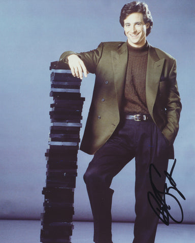BOB SAGET SIGNED AMERICA'S FUNNIEST HOME VIDEOS 8X10 PHOTO 4