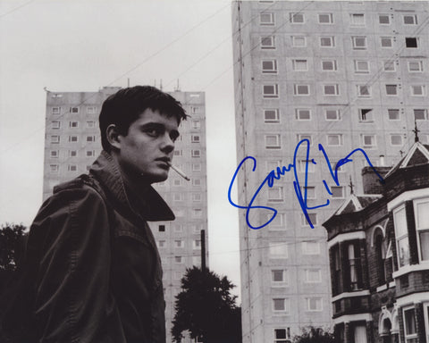 SAM RILEY SIGNED CONTROL 8X10 PHOTO 3