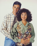 BOB SAGET SIGNED FULL HOUSE 8X10 PHOTO 9
