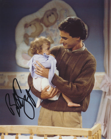 BOB SAGET SIGNED FULL HOUSE 8X10 PHOTO 11