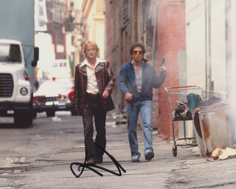 BEN STILLER SIGNED STARSKY AND HUTCH 8X10 PHOTO