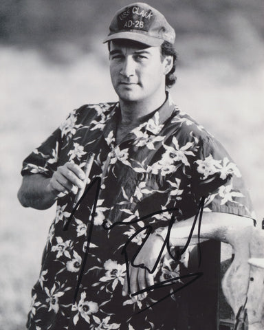 JIM BELUSHI SIGNED RACE THE SUN 8X10 PHOTO