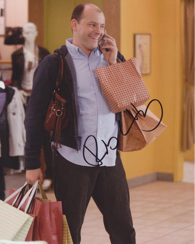 ROB CORDDRY SIGNED THE HEARTBREAK KID 8X10 PHOTO