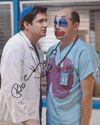 ROB CORDDRY SIGNED CHILDRENS HOSPITAL 8X10 PHOTO