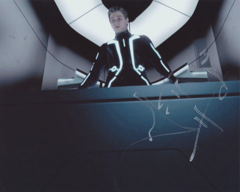 GARRETT HEDLUND SIGNED TRON: LEGACY 8X10 PHOTO 5