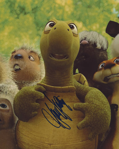 GARRY SHANDLING SIGNED OVER THE HEDGE 8X10 PHOTO 2