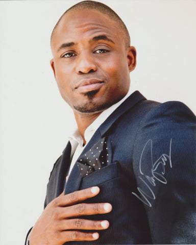 WAYNE BRADY SIGNED 8X10 PHOTO 2