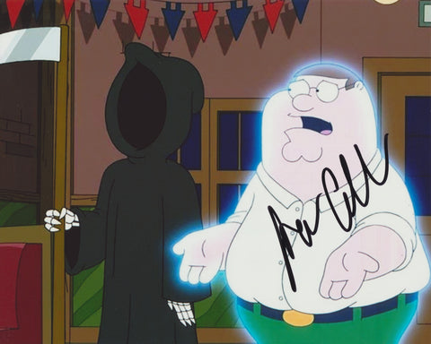 ADAM CAROLLA SIGNED FAMILY GUY 8X10 PHOTO