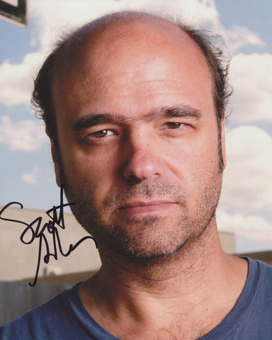 SCOTT ADSIT SIGNED 30 ROCK 8X10 PHOTO