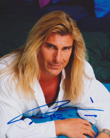 FABIO LANZONI SIGNED 8X10 PHOTO 3