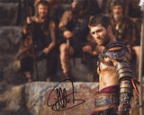 LIAM MCINTYRE SIGNED SPARTACUS 8X10 PHOTO 7