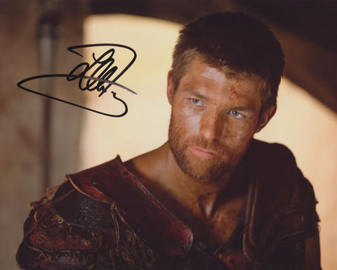 LIAM MCINTYRE SIGNED SPARTACUS 8X10 PHOTO 9