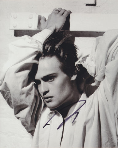 DOUGLAS BOOTH SIGNED 8X10 PHOTO 2