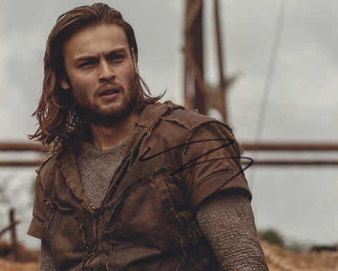 DOUGLAS BOOTH SIGNED NOAH 8X10 PHOTO