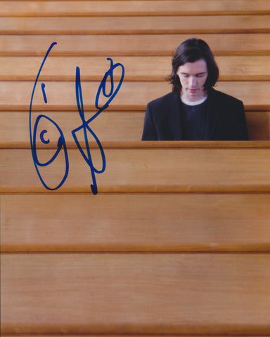 LIAM AIKEN SIGNED NED RIFLE 8X10 PHOTO