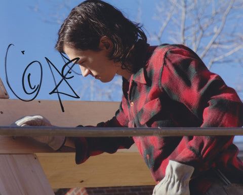 LIAM AIKEN SIGNED NED RIFLE 8X10 PHOTO 3
