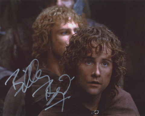 BILLY BOYD SIGNED LORD OF THE RINGS 8X10 PHOTO 4