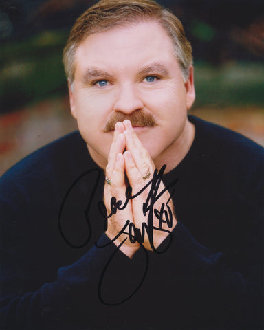 JAMES VAN PRAAGH SIGNED PSYCHIC MEDIUM 8X10 PHOTO 2