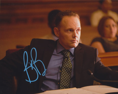 BILL BURR SIGNED BLACK OR WHITE 8X10 PHOTO