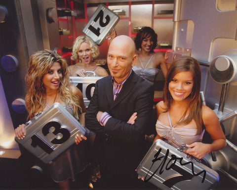 HOWIE MANDEL SIGNED DEAL OR NO DEAL 8X10 PHOTO 2