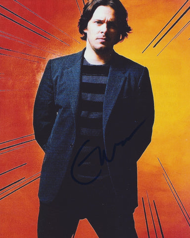 EDGAR WRIGHT SIGNED 8X10 PHOTO