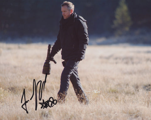 JEAN MARC VALLEE SIGNED WILD 8X10 PHOTO