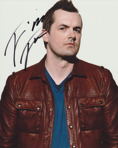 JIM JEFFERIES SIGNED 8X10 PHOTO 2