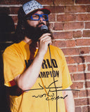 JUDAH FRIEDLANDER WORLD CHAMPION SIGNED 8X10 PHOTO 3