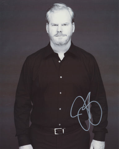 JIM GAFFIGAN SIGNED 8X10 PHOTO 2