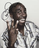 J.B. SMOOVE SIGNED 8X10 PHOTO