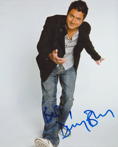 DANNY BHOY SIGNED 8X10 PHOTO
