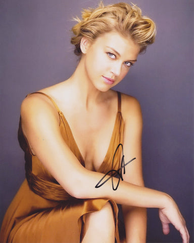 ADRIANNE PALICKI SIGNED 8X10 PHOTO