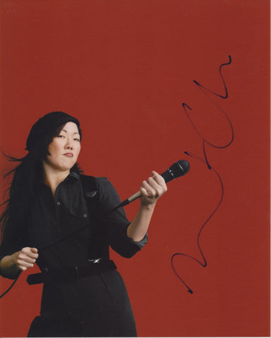 MARGARET CHO SIGNED 8X10 PHOTO 4