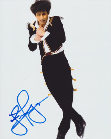 JEREMY TEN SIGNED FIGURE SKATING 8X10 PHOTO